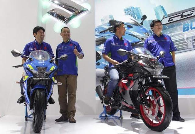 Suzuki GSXR 150 ABS Indonesia