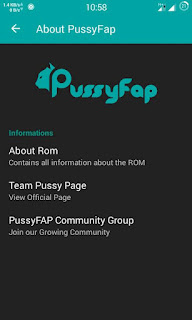 PussyFap ROM Screenshot 6