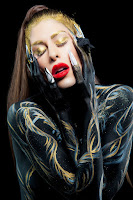 "Bodypaintings ""NightFalls"" by Renew Style"