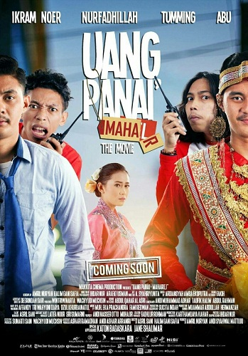 Download Film Uang Panai' Maha(R)L 2016