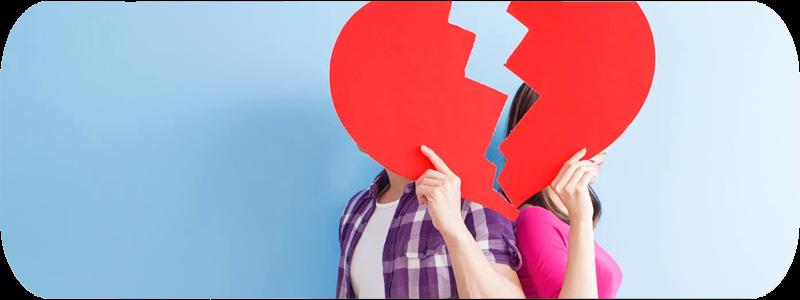 4 formas de terminar uma relação