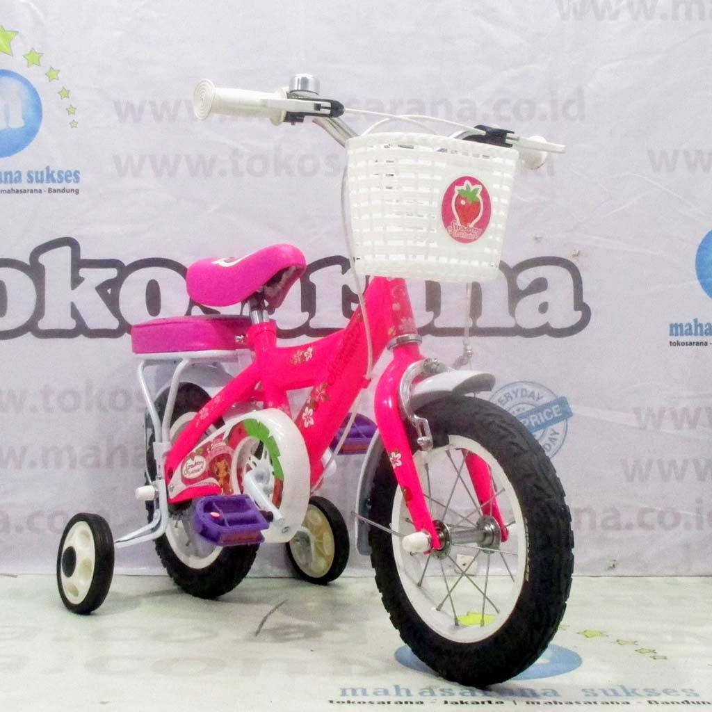 tokosarana™   Mahasarana Sukses™: Sepeda Anak Wimcycle