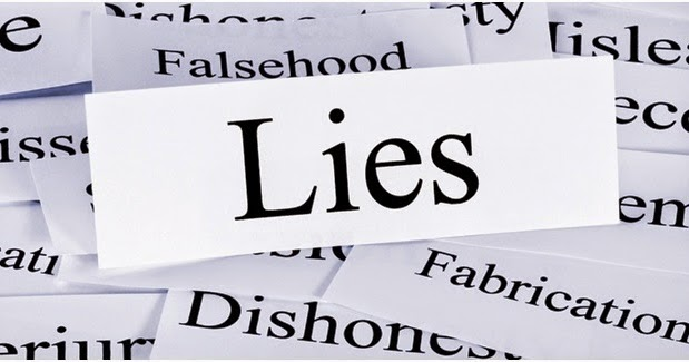 News: 10 DETIK Mengetahui Seseorang Berbohong