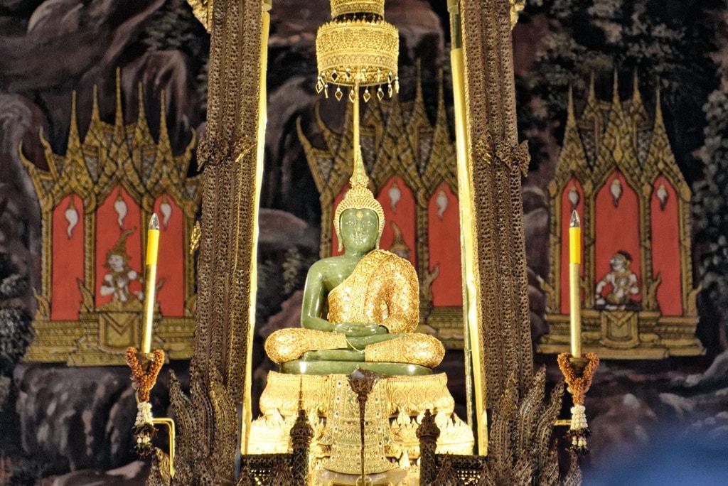 Lịch trình khám phá Bangkok trong một ngày