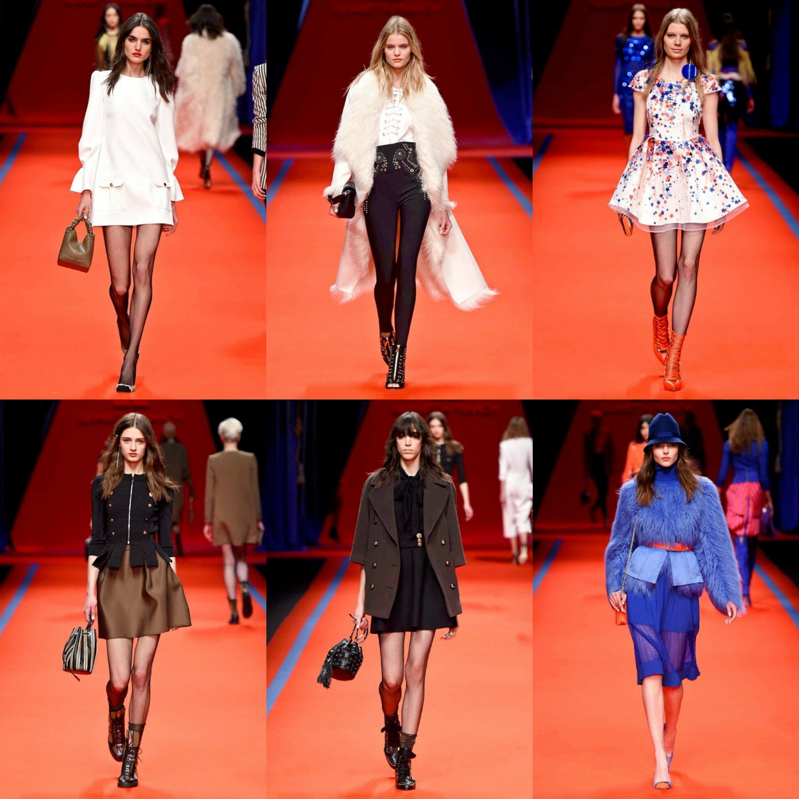 Eniwhere Fashion - sfilate - Milano Fashion Week - Elisabetta Franchi
