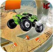 Game Grand Monster Truck Stunts Download