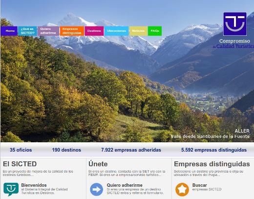 El director general de Turisme entrega 37 distintivos Sicted a empresas y servicios públicos de Elche