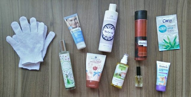 pamper time routine essentials