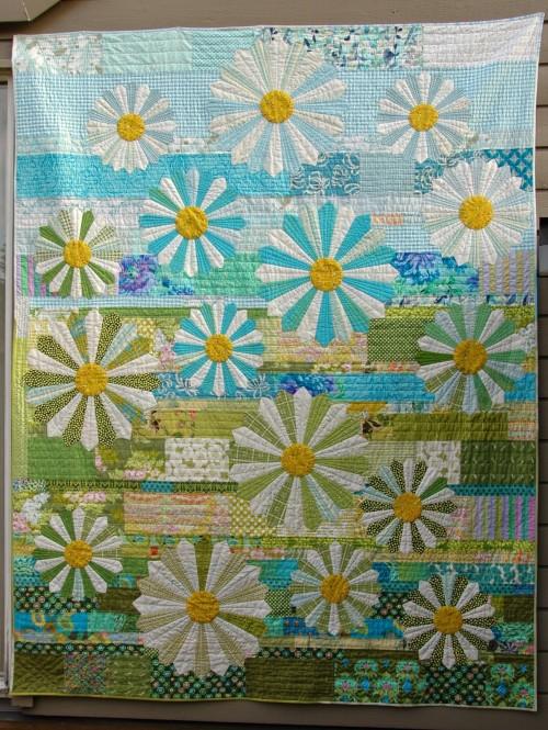 Dresden Plate Quilt - Free Pattern