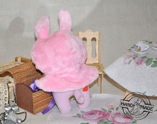 кукла из флиса своими руками