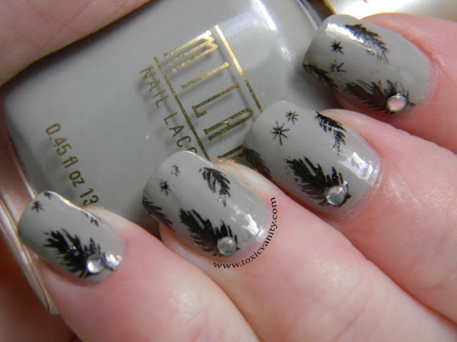 Milani Timeless / Uñas decoradas con plumas - Toxic Vanity