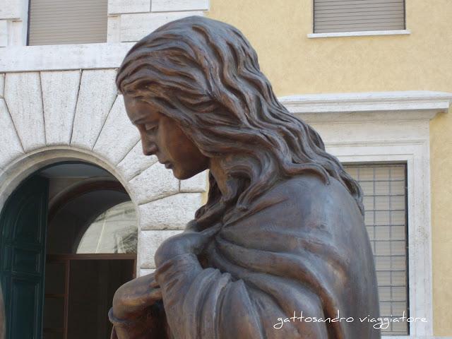 Via Crucis in Bronzo
