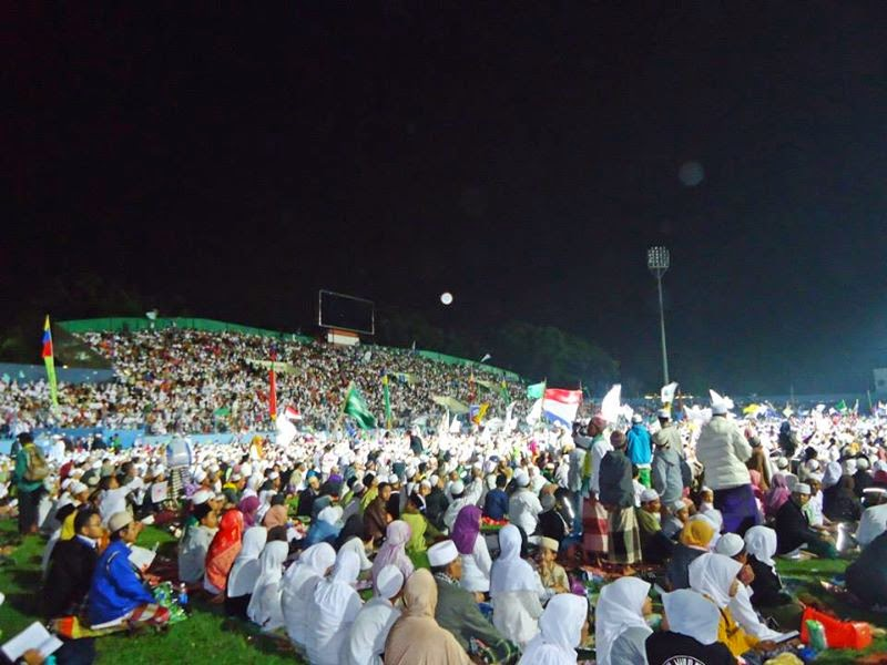 Maulid Muhammad SAW Bantul Yogyakarta Syekh Hisyam Melihat Rasulullah Datang