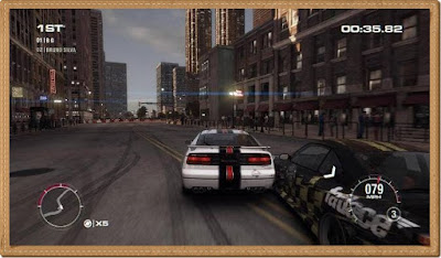 GRID 2 Gameplay Screenshots
