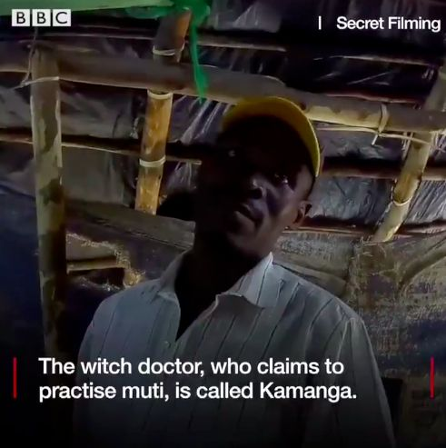 #BBCAfricaEye: Journalists mistaken for Ritual Killers during Secret Meeting with Suspects in Malawi. WATCH