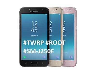 Download Firmware Samsung J2 PRO SM-J250F (2018) + Cara ROOT