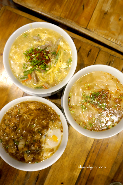 Antonio's La Paz Batchoy House Makati Food Blog