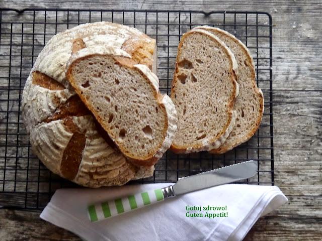 Chleb żytnio - orkiszowy codzienny - Czytaj więcej »