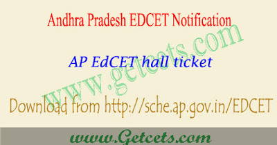 AP Edcet hall ticket 2020-2021 download, result date