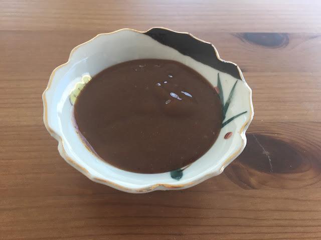 Receta de Salsa tonkatsu