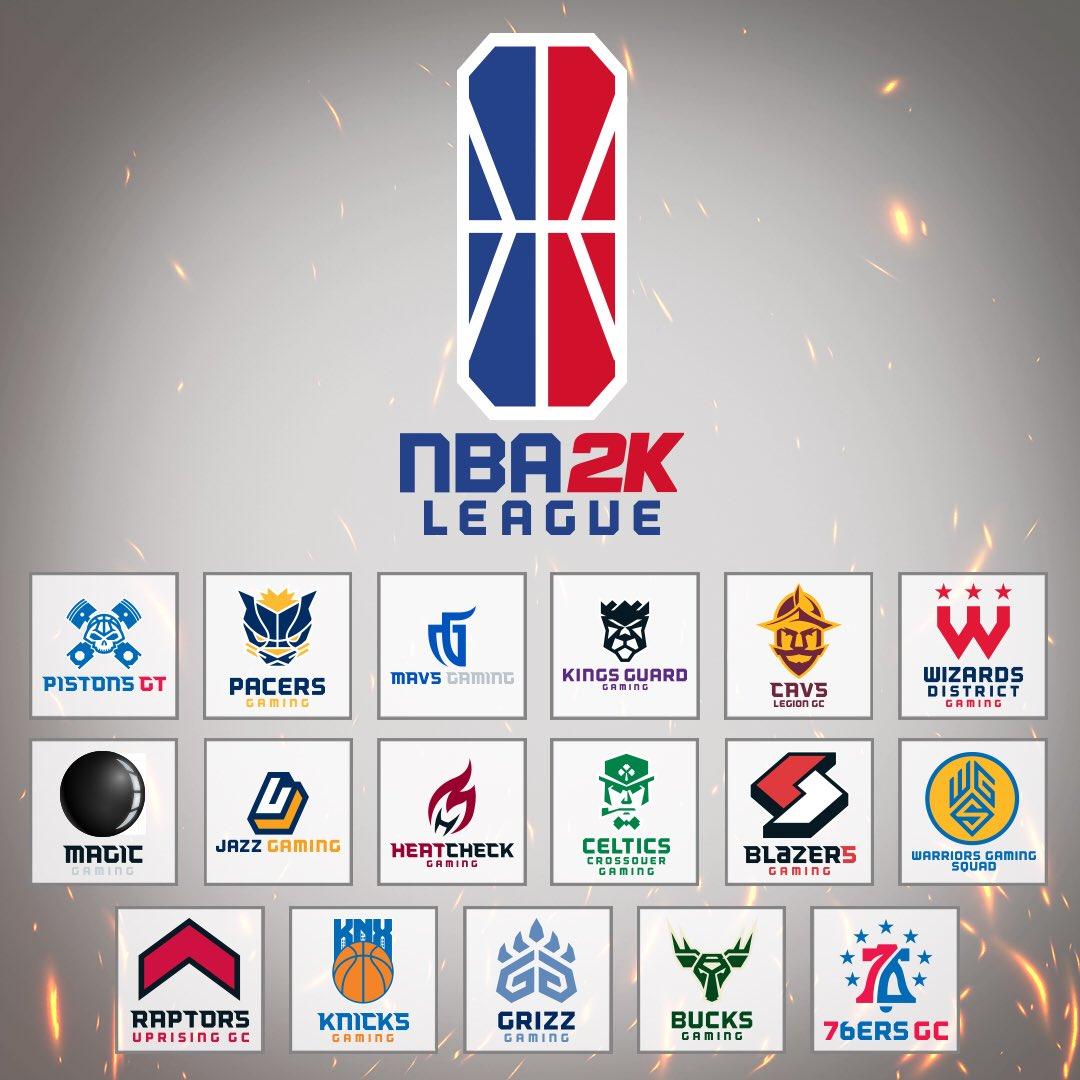 Nba 2k League El Simulador De Videojuegos De Baloncesto Revelo Su