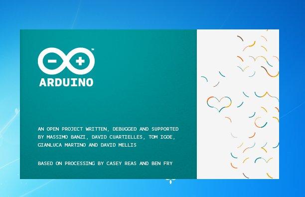 logiciel arduino
