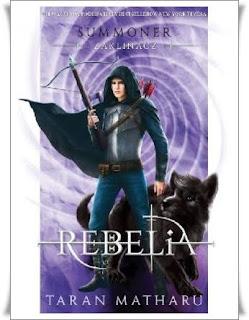 """Rebelia"" Taran Matharu - recenzja"