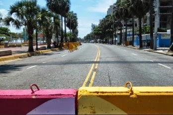 Resultado de imagen para Desvio del tránsito en la avenida George Washington