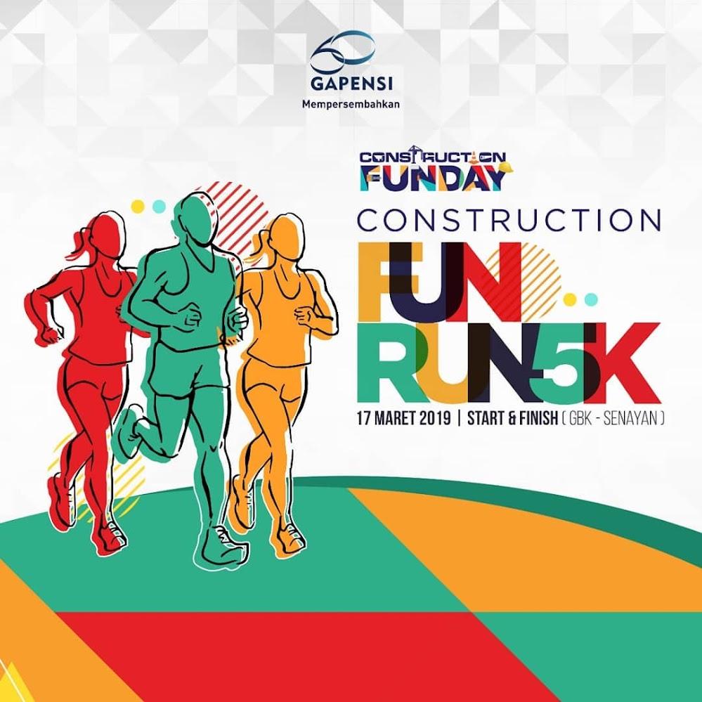 Construction Fun Run • 2019