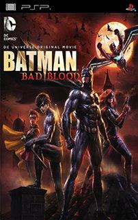 Película Batman Mala Sangre