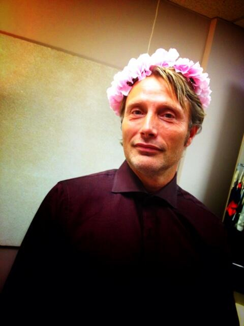 Hannibal Flower Crowns Gallery Flower Wallpaper Hd