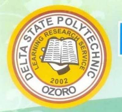 Delta Polytechnic, Ozoro HND Admission Form