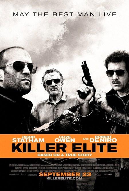 Killer Elite English Action Movie 2011 Oreng Movies