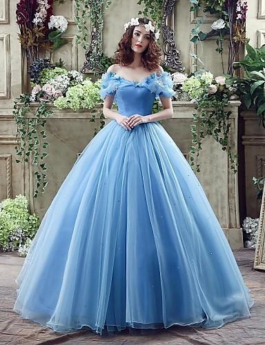 vestidos de novia con color turquesa