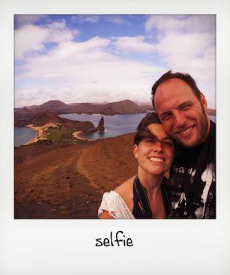 Coppia in viaggio di nozze alle Isole Galapagos
