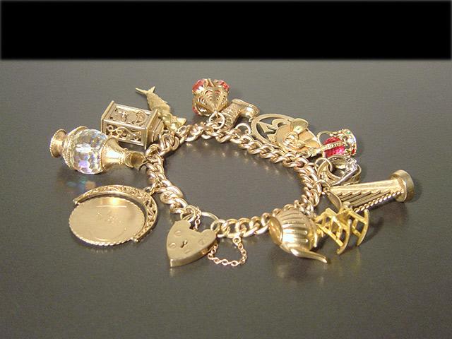Gold Charm Jewelry Asheclub Blogspot Com