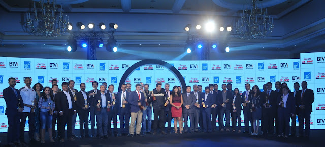 "BTVi: Auto Show Cars India and Bike India Awards 2017"" Show in Mumbai"