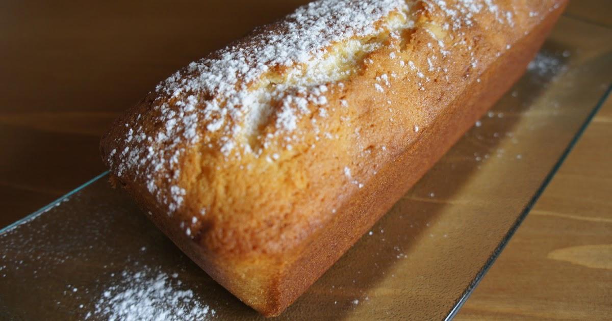 Cake moelleux aux citrons confits - Quand cueillir les citrons ...