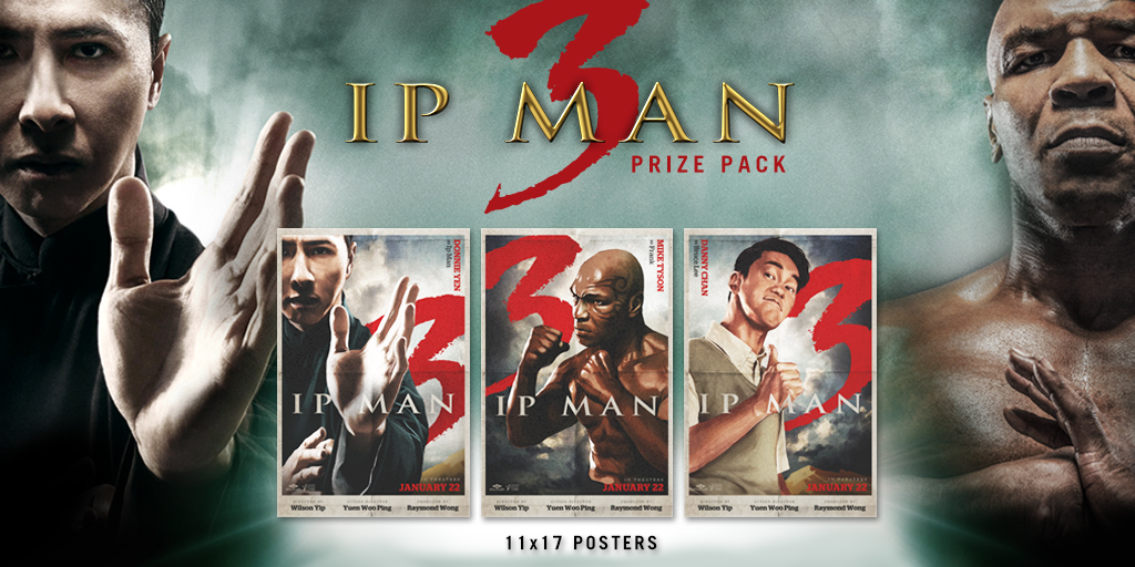 Download Film IP Man 3