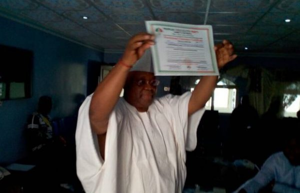 PDP's Ademola Adeleke Defeats APC To Win Osun West By-Election
