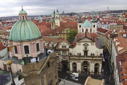Clementinum, Praha