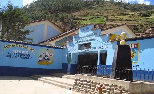 CEBA JOSE PEREZ Y ARMENDARIZ - Paucartambo