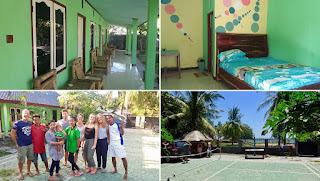 Hotel Dekat Pantai Pink Lombok