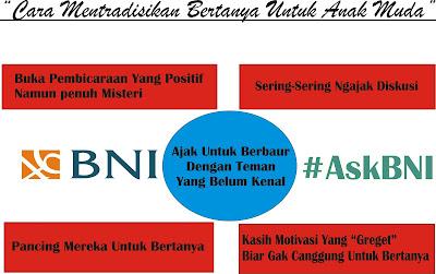 tanya BNI