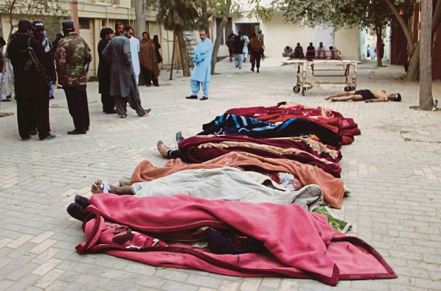 Militan Serang Akademi Polis, 60 Rekrut Terbunuh
