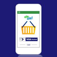 Rabat 50 zł na OleOle.pl na bieżące zakupy za min. 200 zł z Visa Checkout