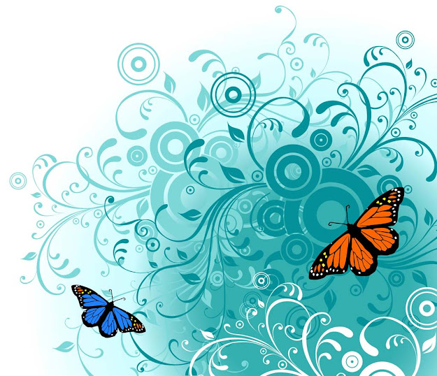 Vector Graphics  Free Butterfly Vector Art