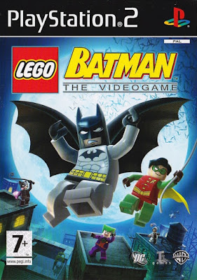LEGO Batman The VideoGame 2008 PS2 PAL Multi Spanish