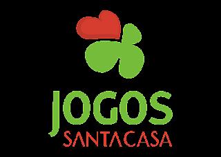 Jogos Santa Casa Logo Vector