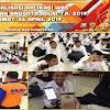 Biro SDM Polda Sulsel, Lakukan Sosialisasi Aplikasi Whistle Blowing System Penerimaan Terpadu Anggota Polri T.A. 2019